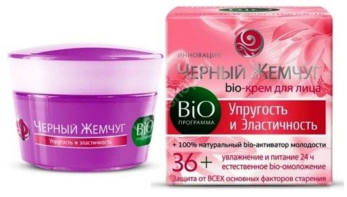 detail Denní krém BIO-Program 36+ Č.Ž. 50ml
