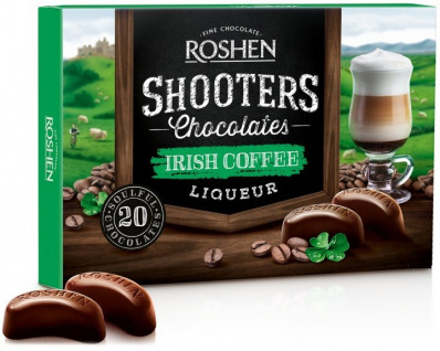 Bonboniery Irish Coffee Roshen 150g